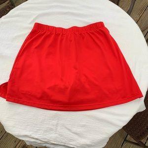 Bollé Sport Red Skort Size L